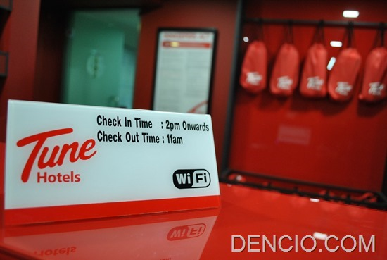 Tune Hotels Downtown KL 38