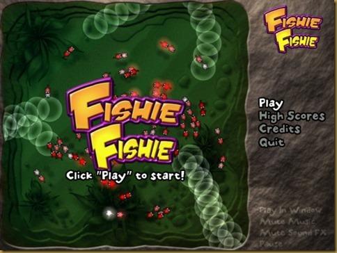 Fishie Fishieタイトル