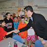 Senator Ball Meets with Students at Benjamin Franklin & Thomas Jefferson Elementary: Yorktown