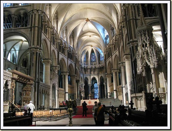 Canterbury Cathedral Quire