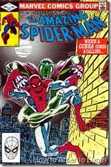 The amazing spider-man #231 y #232, Cobra y Mr. hyde son la pareja mas inesperada en los comics de spidey, ahora que estan peleados, nada podra detenerlos y spidey esta en medio como siempre.