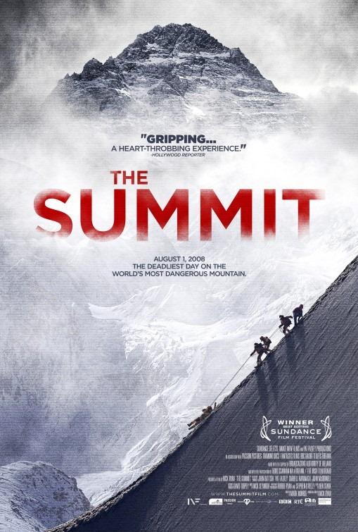 Poszter a Sundance-díjazott The Summithoz