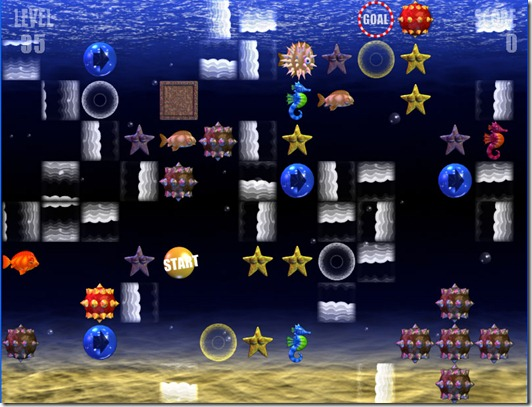 Slumberfish freeware game (2)