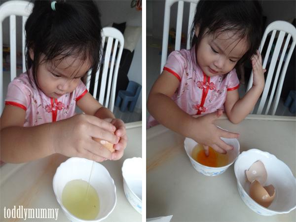 Egg peeling 1