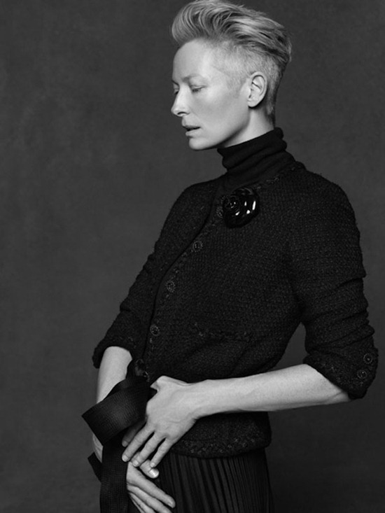 the-little-black-jacket-chanel-karl-lagerfeld-carine-roitfeld-tilda-swinton