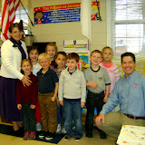 WBFJ Cici's Pledge - Hayworth Christian School - Mrs. Albertson's Kindergarten Class - High Point