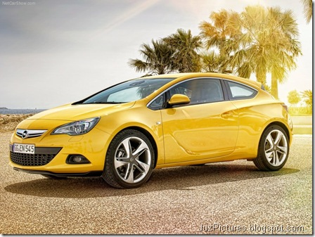 Opel Astra GTC 3