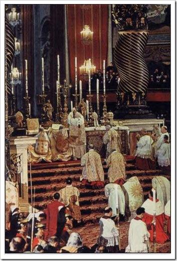 Santa Missa Papal