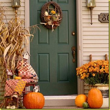 Fall Front Door 2