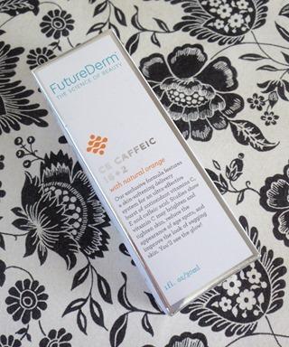 FutureDerm Vitamin CE Caffeic Silk Serum 16 2 box