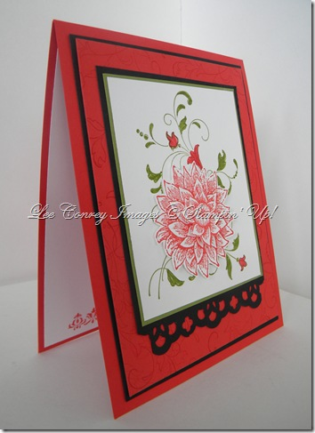 creative elements and Rose Ann's Card 007