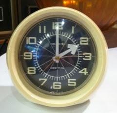 Westclox Big Ben alarm clock front