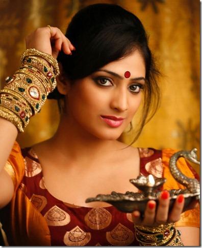 Actress Haripriya Beautiful Portfolio Photo Gallery