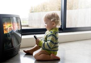 criança-baby-tv