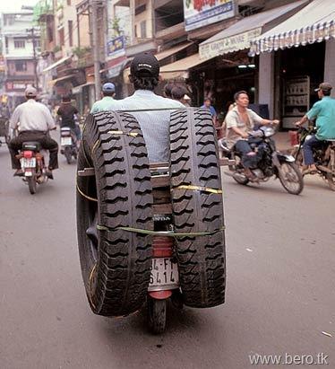 E vc reclama dos motoboys de SP3