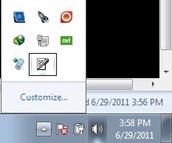 windows task bar