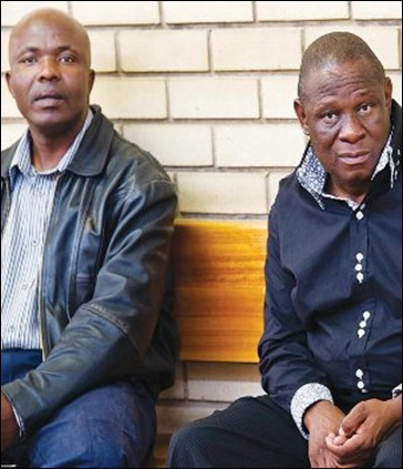 AFRIKAANS STUDENT MUTILATED RAPED MAGALIESKRUIN PRETORIA OCT282011 TWO COPS MAHLANGA AND MASILELA CHARGED SAPS ALLOWED MAN TO ESCAPE
