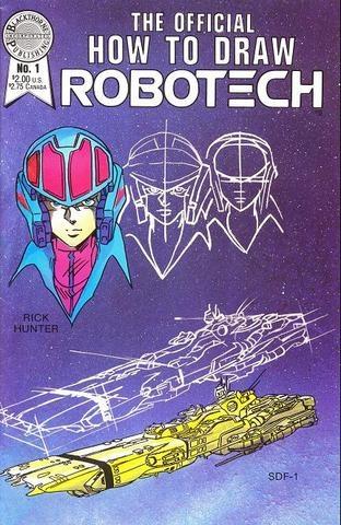 Como Desenhar Robotech