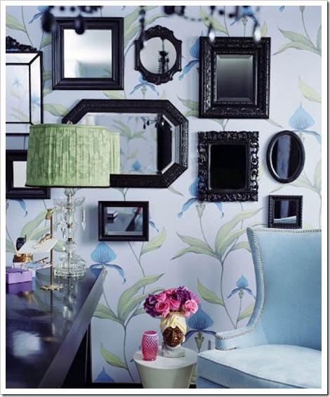 vários espelhos by Kishani Perera