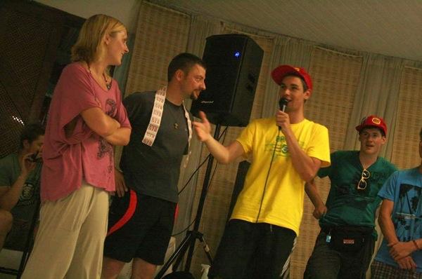 Pfr Rieder Konrad und seine Crew wussten viel zu berichten von der 3,5-tägigen Reise.