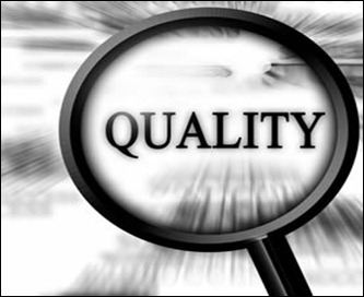 Quality of your Website