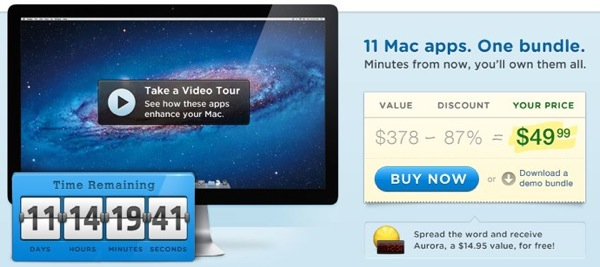 MacUpdate Spring 2012 Bundle  11 Apps for only $49 99