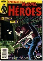 P00015 - Marvel Heroes #23