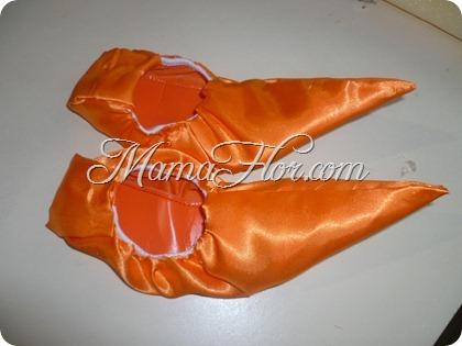Como hacer Zapatos de Aladino