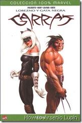 P00005 - Lobezno y La Gata Negra -
