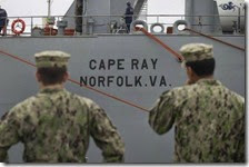 Nave Cape Ray