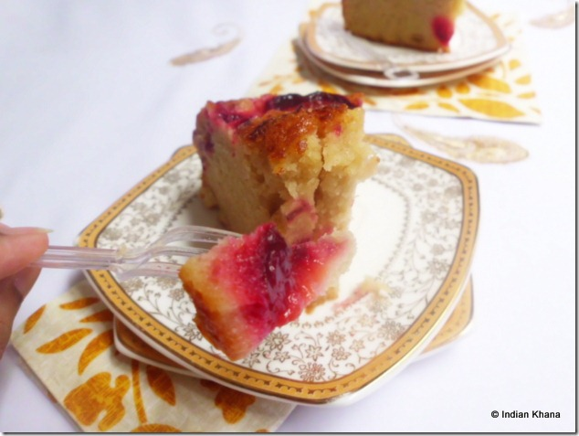 Easy plum cake recipe