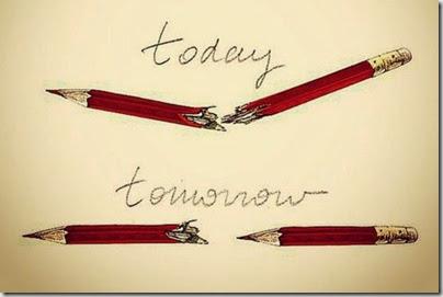 the pensil