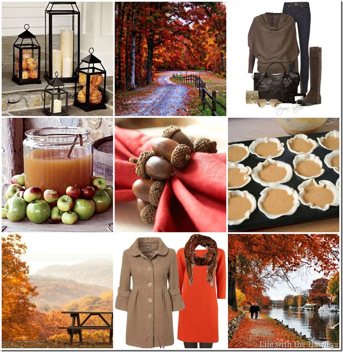 Dreaming of Fall Collage 2