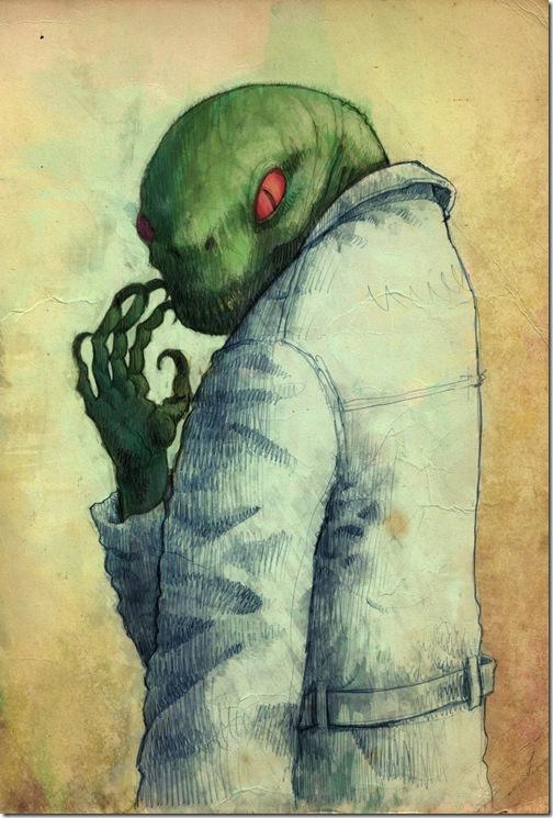 El Lagartom, Lizard,  Dr. Curt Connors (6)