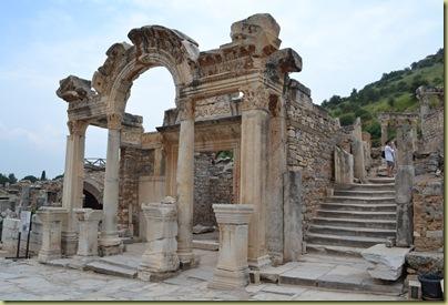 Ephesus Curetes Street Arch