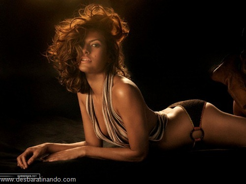 eva mendes linda sensual sexy sedutora photoshoot desbaratinando  (35)