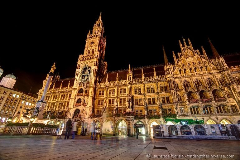 New Town Hall Munich
