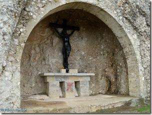 Capilla de Cristo - Montejurra