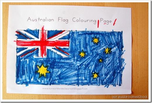 Our Aussie Homeschool ~ Anzac Day