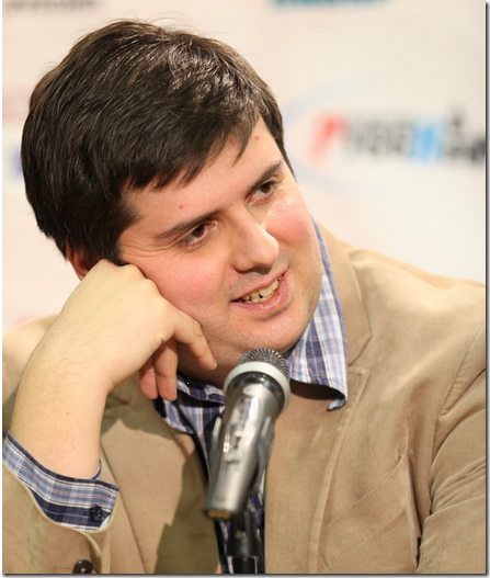 Peter Svidler, FIDE World Cup 2011 Champion!