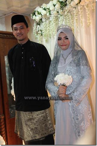 Syafiq Yusof Bertunang  164