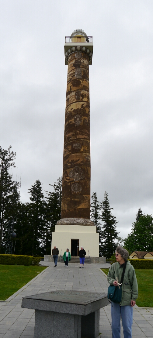The Astoria Column