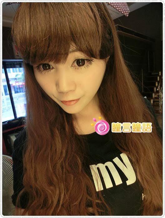 日本KRIAKRIA隱形眼鏡-Sweety Eye 糖果巧克力7