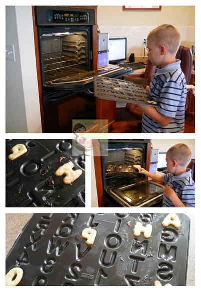 ABC 123 Baking