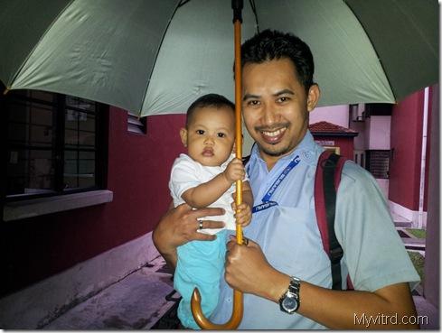 Harraz dan Payung