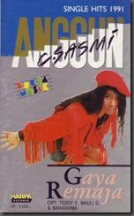 Anggun C Sasmi - Gaya Remaja