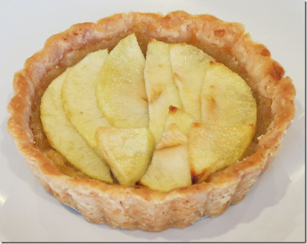 French Apple Tart 3