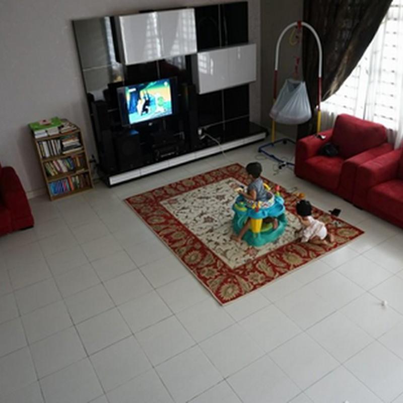 Sofa baru kami …
