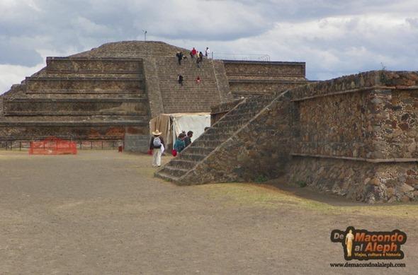 Piramides Teotihuacán México 4