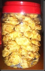 Biskut Cornflakes Crispy